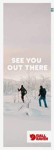 See you out there - Fjällräven