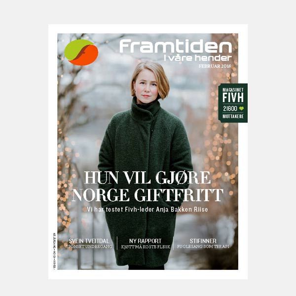 FIVH magasin nr 1 - 2018
